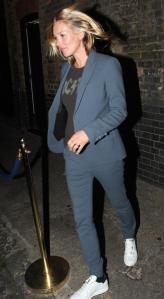 Kate Moss con Stan Smith