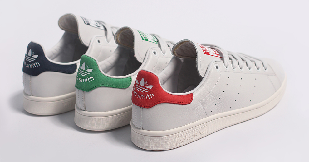 La lunga storia delle stan smith for Stan smith colori