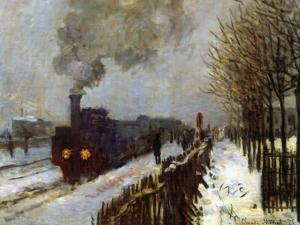 monet%2c-treno-nella-neve